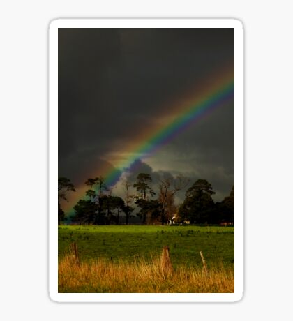 End of the Rainbow Sticker