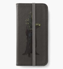 Silence Unbroken - backgroundless iPhone Wallet/Case/Skin