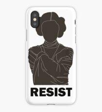 Princess Leia - Resist iPhone Case/Skin