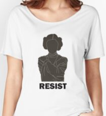 Princess Leia - Resist Women's Relaxed Fit T-Shirt