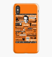 The Wise Words of GOB iPhone Case