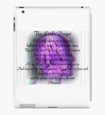 LORD'S PRAYER iPad Case/Skin