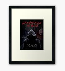 Graphic novel style classic Framed Print