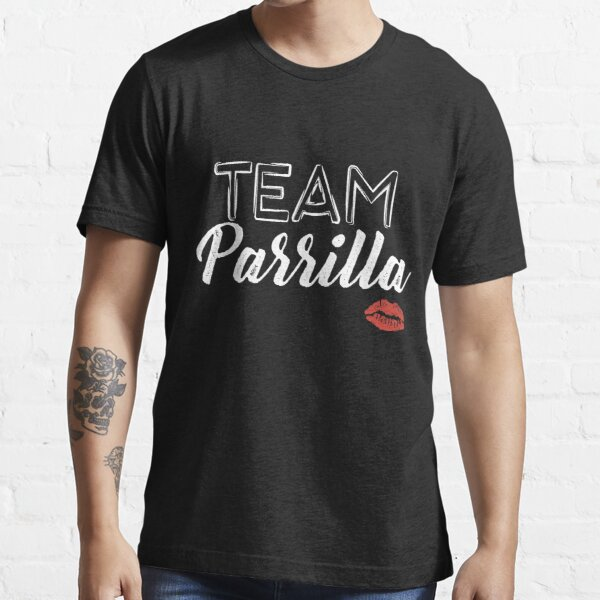 Team Parrilla - White Essential T-Shirt