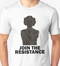 Princess Leia - Join the Resistance Unisex T-Shirt
