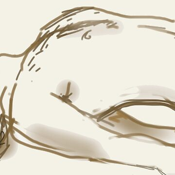 Nude guy by CaravanArt