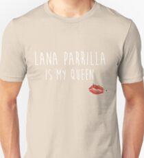 My queen - White Unisex T-Shirt