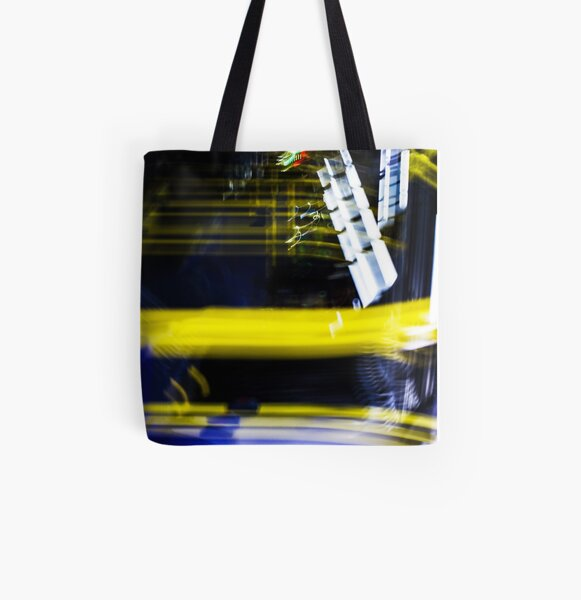Speed Limit All Over Print Tote Bag