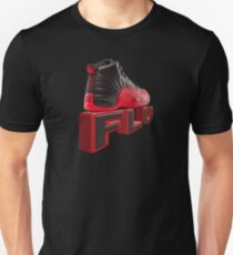 flu game jordans Unisex T-Shirt