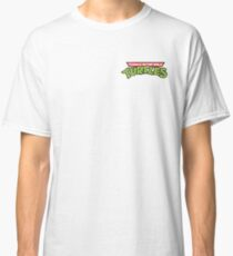 Teenage Mutant Ninja Turtles Oldschool Classic T-Shirt