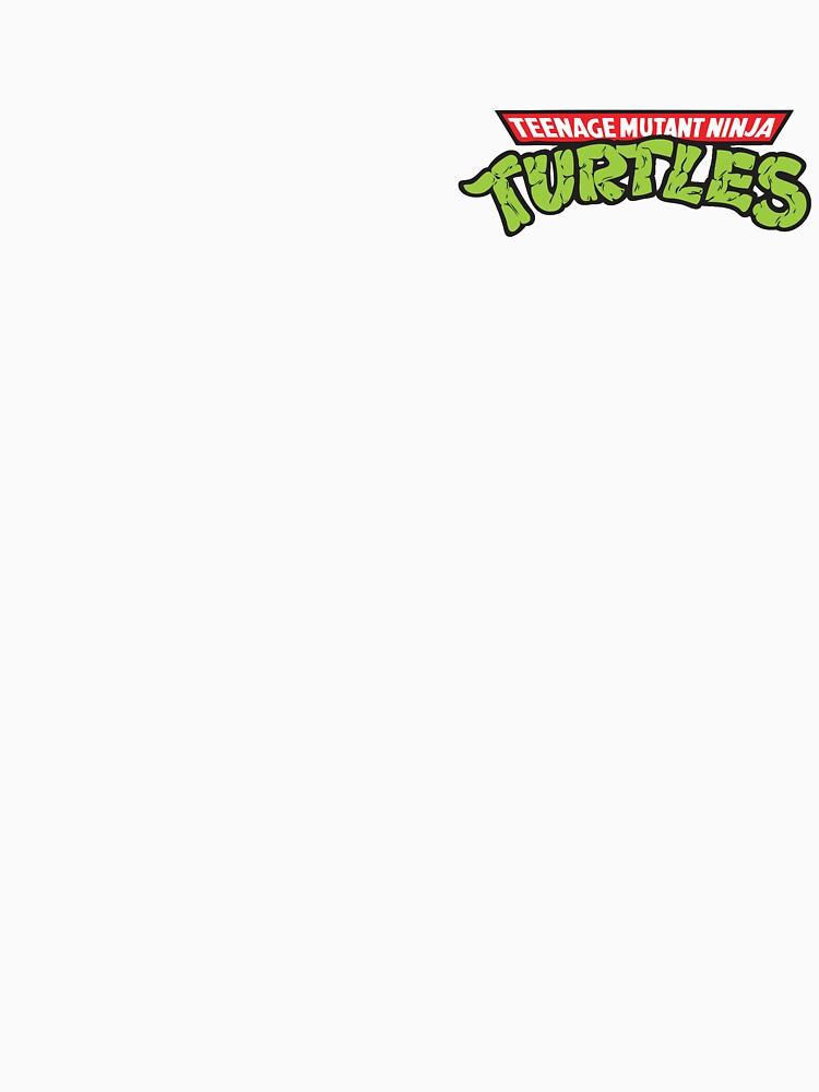Teenage Mutant Ninja Turtles Oldschool by Bananaboat30