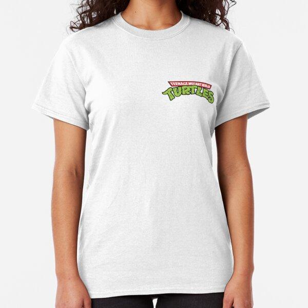 Teenage Mutant Ninja Turtles Oldschool Classic T-Shirt