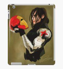 to fight iPad Case/Skin