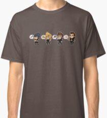 Final Fantasy Bros Pixel Love Classic T-Shirt