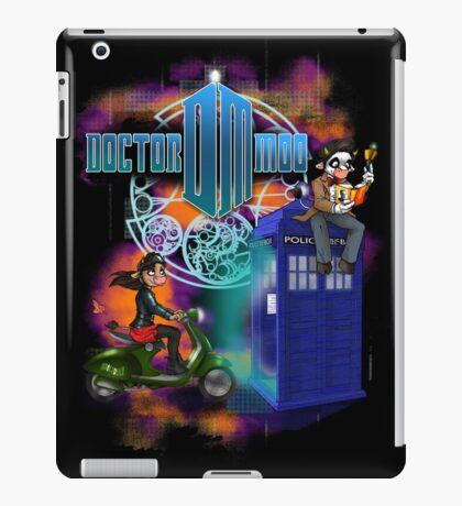 Doctor Moo and Clara iPad Case/Skin