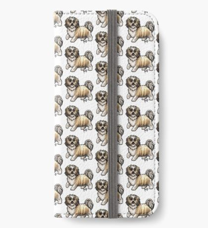 Shih Tsu iPhone Wallet