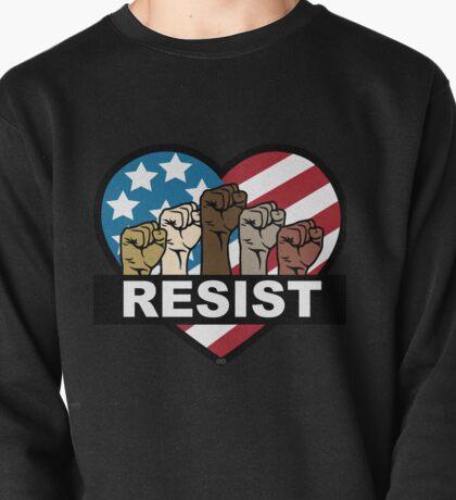 Resist - e pluribus unum Pullover