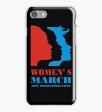 Women's March  iPhone Case/Skin