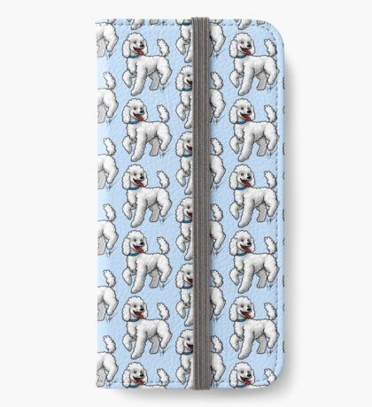 poodle iPhone Wallet