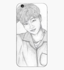 Kim Jinhwan iPhone Case
