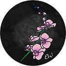 Orchid Pool by ewalkerart