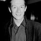 Schauspieler John Hurt von Jonathan  Green