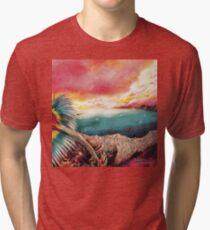 Nujabes - Spiritual State Tri-blend T-Shirt