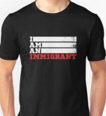 Popular: I am an Immigrant T-Shirt