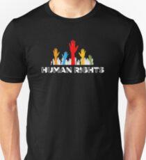 Human rights. Unisex T-Shirt