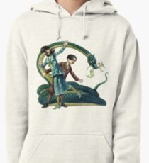A Series Of Unfortunate Events Reptiles Pullover Hoodie