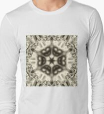 Jewelled kaleidoscope in browns T-Shirt
