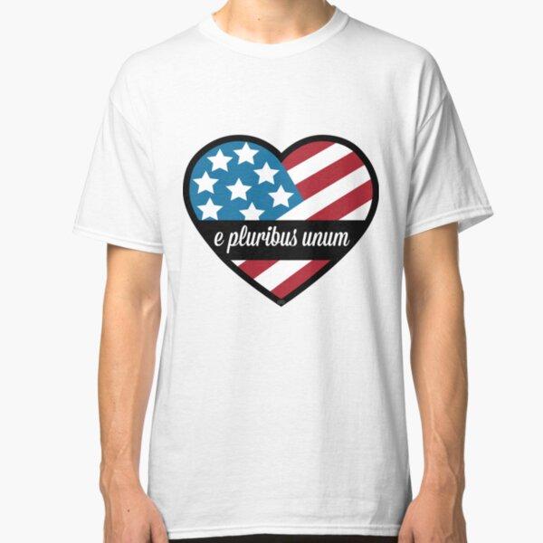 e pluribus unum Classic T-Shirt