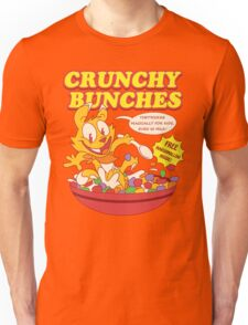 Crunchy Bunches Cereal Shirt Unisex T-Shirt