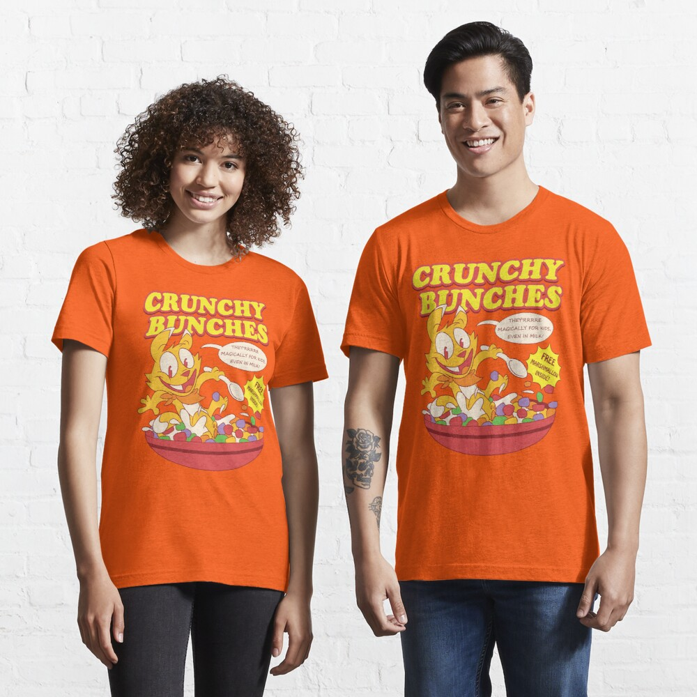 Crunchy Bunches Cereal Shirt Essential T-Shirt