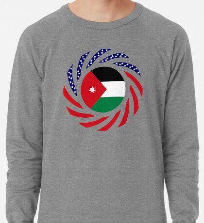 Jordani American Multinational Patriot Flag Series Lightweight Sweatshirt