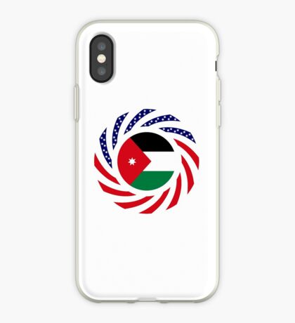 Jordani American Multinational Patriot Flag Series iPhone Case