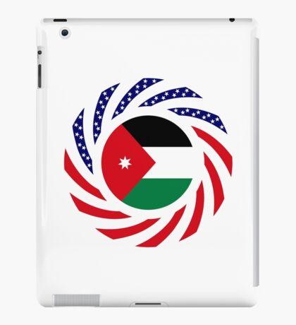 Jordani American Multinational Patriot Flag Series iPad Case/Skin