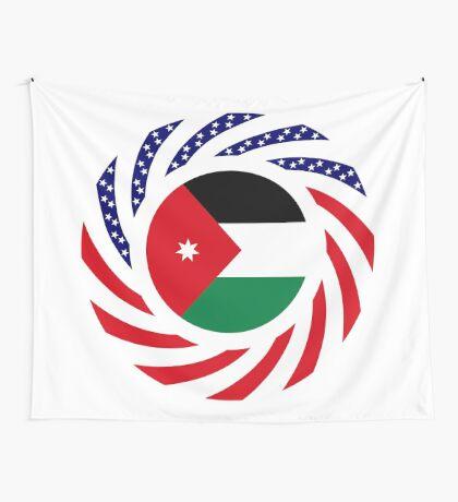 Jordani American Multinational Patriot Flag Series Wall Tapestry