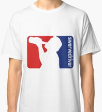 Swervedriver - Major League Drunkard Shirt Classic T-Shirt