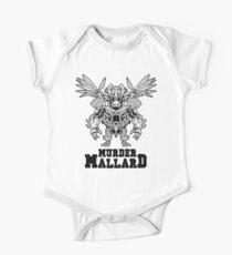 Murder Mallard One Piece - Short Sleeve