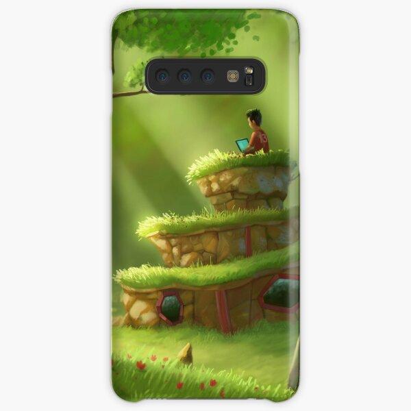 The Hermit Samsung Galaxy Snap Case