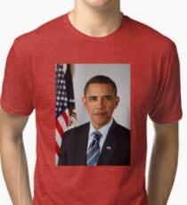Barack Tri-blend T-Shirt