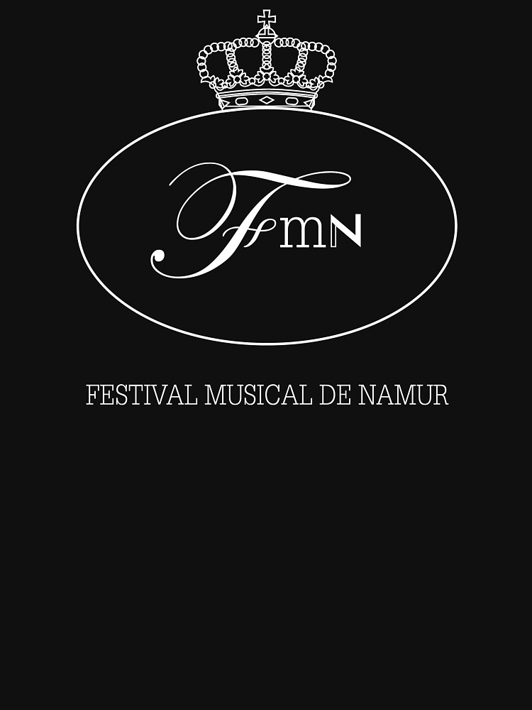 Festival Musical de Namur, Royal Logo by laurentcools