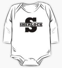 Sherlock One Piece - Long Sleeve