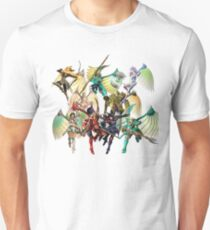 Legend of Dragoon Dragoons Unisex T-Shirt