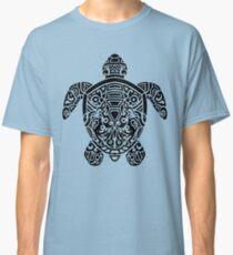 Tribal Turtle Classic T-Shirt