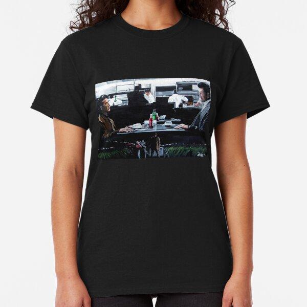 Heat Coffee Shop Classic T-Shirt