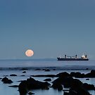 Super Moon - 2013 by Andrew Holford