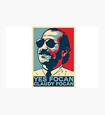 Claudy Focan - Dikkenek Photographic Print