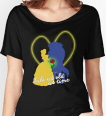 Tale as old as time Women's Relaxed Fit T-Shirt